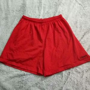 Mens Reebok athletic shorts